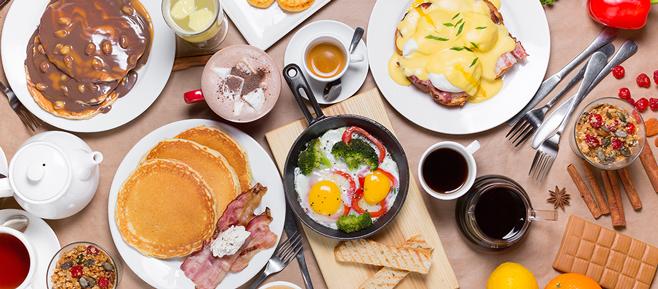 Armando el desayuno perfecto con Café La Bastilla