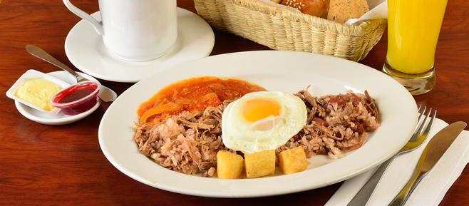 Armando el desayuno perfecto